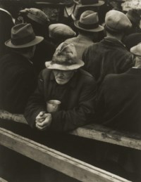 White Angel Breadline, San Francisco, 1933