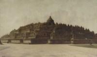 The Borobudur, Java