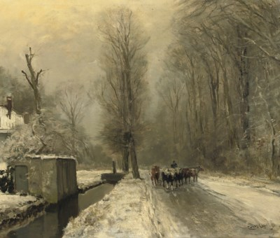 Louis Apol (Dutch, 1850-1936)