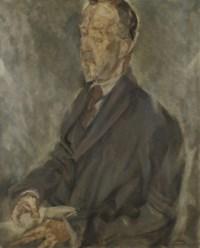 Portrait of Heinrich Mann