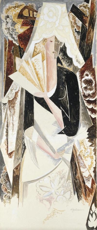 Natalia Goncharova (1881-1962)