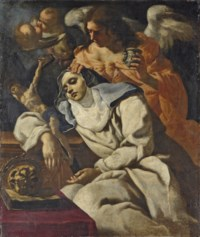 The Ecstasy of Saint Mary Magdalene de' Pazzi