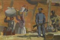 Scène espagnole, 1933