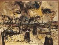 Pelabuhan Rotterdam (Rotterdam port)