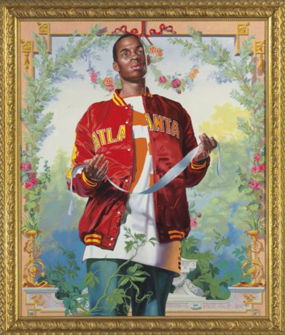 Kehinde Wiley (b. 1977)