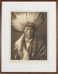 Chief Garfield - Jicarilla, 1904