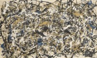 Not Pollock (Study for Number 1, 1950)
