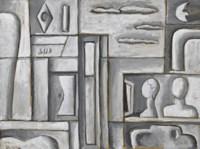 Construcción en tonos grises