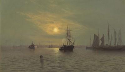 Francis Augustus Silva (1835-1