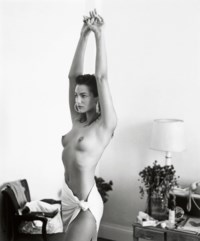 Luiza Brunet, Room 500, Copacabana, Rio, 1986