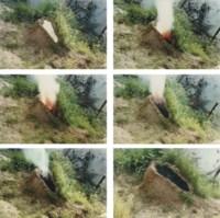 Untitled (Volcano Series #2), 1979