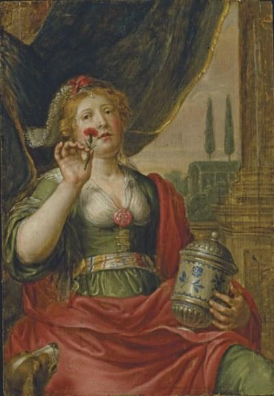 PIETER VAN LINT (ANVERS 1609-1
