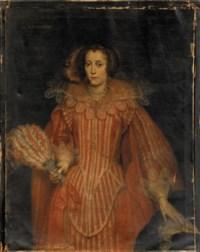 Ritratto di Giovanna Asinelli