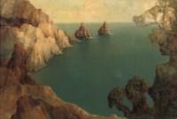 Rocky Bay of Capri