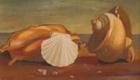 Bagnanti in riva al mare (recto); Ritratti di un uomo e di una donna, Jole e Arnaldo (verso)