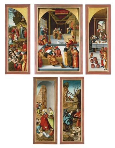 Workshop of Lucas Cranach I (K