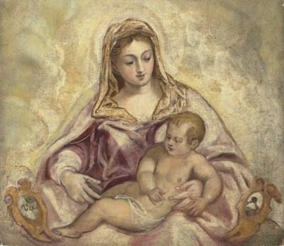 Jacopo Robusti, Il Tintoretto