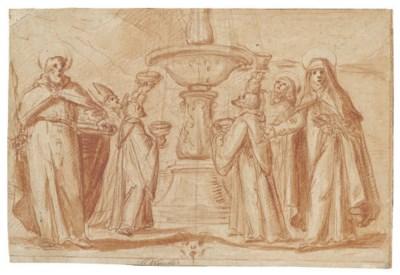 Fabrizio Boschi (Italian, 1570