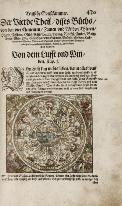 [BOCK, Hieronymus (1489? - 155