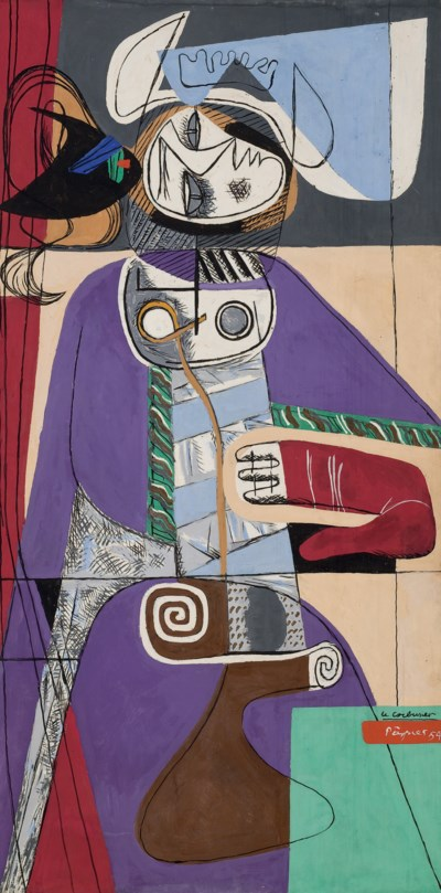 LE CORBUSIER (CHARLES-JEANNERE