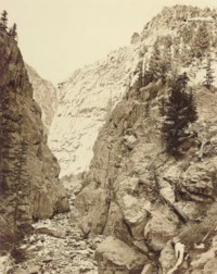 Toltec Gorge and Tunnel