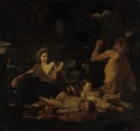 The Nurture of Bacchus