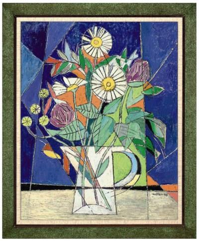 Hans Moller (American, 1905-20