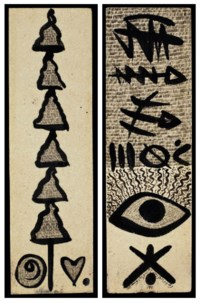 """Stele From The """"Salome"""" Series"""