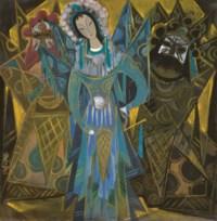 Heroines of the Yangs-Mu Guiying Taking Command