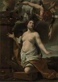 The Martyrdom of Saint Catherine