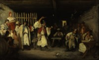 Performance in a Tavern