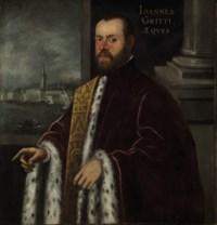 Portrait of Joannes Gritti