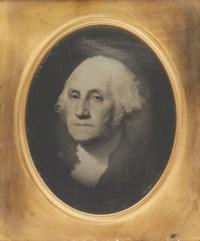 George Washington, after Gilbert Stuart, 1853