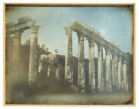 Euromus Temple antique [probably 1843]