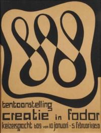 Creatie in Fodor - Affiche