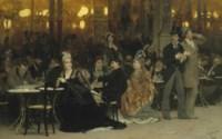 A Parisian Café