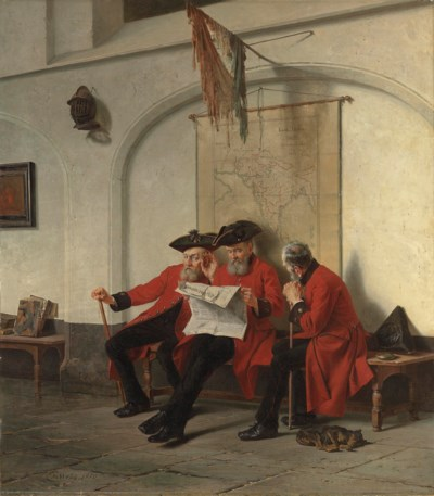 Charles Meer Webb (1830-1895)