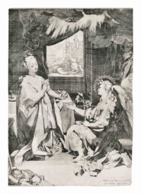 The Annunciation (Bartsch 1)