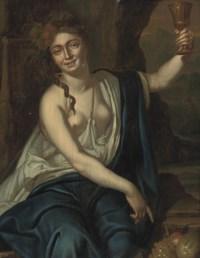 Portrait of a lady as Abundance