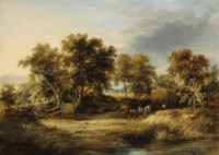 The haywain