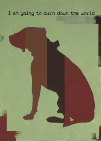 The Angry Brown Dog