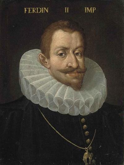Follower of Justus Sustermans