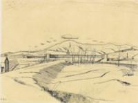 Deutsche Eisenbahnbrücke, 1925