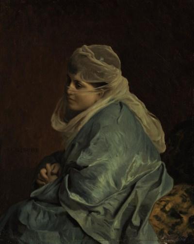 Jean Léon Gérôme (Vesoul 1824-