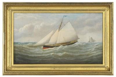Joseph Witham (British, 1832-1