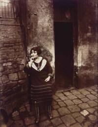La Villette, rue Asselin, 1921