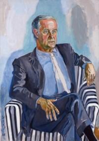 Portrait of Robert Graham