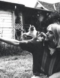 Kurt with cheeky num-num