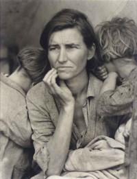 Migrant Mother, 1936