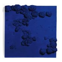 Rélief éponge bleu (RE 51)
